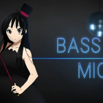 k-on - mio - bass